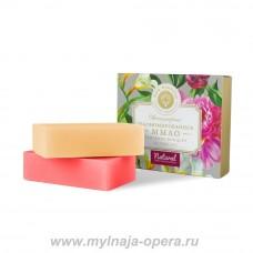 """Набор парфюмированного мыла """"Цветочный букет"""" , Мануфактура Дом Природы"""