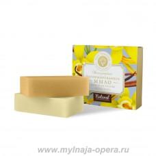 """Набор парфюмированного мыла """"Пудровая ваниль"""" , Мануфактура Дом Природы"""