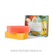 """Набор парфюмированного мыла """"Фруктовая радость"""", Мануфактура Дом Природы"""