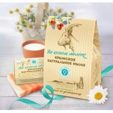 """Набор натурального мыла """"На Козьем молоке"""", Мануфактура Дом Природы"""