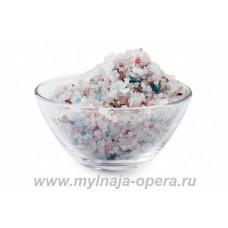 """Морская соль для ванн """"Ля гармоник"""" с эфирным маслом и цветками лаванды, 200 гр TM Savonry"""