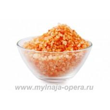 """Морская соль для ванн """"Подарок солнца"""" с эфирным маслом и экстрактом грейпфрута, 200 гр TM Savonry"""