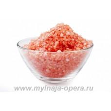 """Морская соль для ванн """"Манилла"""" с экстрактом малины, 200 гр ТМ Savonry"""