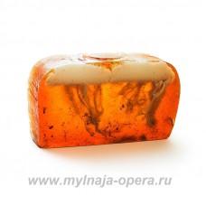 Мыло ручной работы  «Фелида» с миндальным маслом, 100 гр TM Savonry