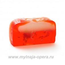 """Мыло ручной работы  """"Подарок солнца"""" с эфирным маслом грейпфрута, 100 гр TM Savonry"""