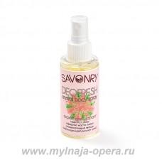 Натуральный дезодорант DEOFRESH (роза и лайм), 100 мл ТМ Savonry